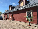 Ventspils Art School на фото Вентспилса