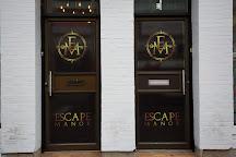 Escape Manor - Hintonburg, Ottawa, Canada