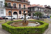 Plaza Bolivar, Panama City, Panama