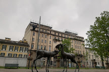 Giardini Pubblici Indro Montanelli, Milan, Italy