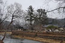 Magoksa Temple, Gongju, South Korea
