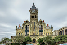 The 1892 Victoria County Courthouse, Victoria, United States