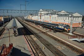 Железнодорожная станция  Gomel