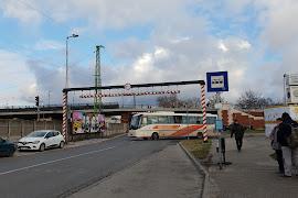 Автобусная станция   Györ Győr