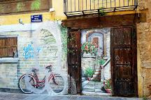 Barrio del Carmen, Valencia, Spain