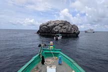 Sail Rock (Dive Site), Koh Tao, Thailand