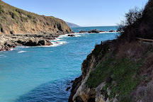 Partington Cove, Big Sur, United States