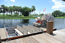 Wicked Airboat Rides, Kissimmee, United States