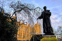 Emmeline Pankhurst Memorial, London, United Kingdom