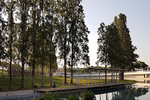 Parc de la Trinitat, Barcelona, Spain