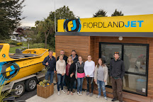 Fiordland Jet, Te Anau, New Zealand