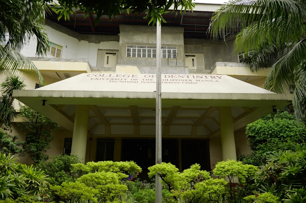 UP College of Dentistry facade