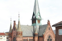 Sagene Church, Oslo, Norway
