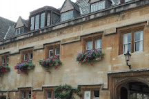 Pembroke College, Oxford, United Kingdom