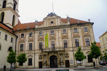 Moravian Gallery, Brno, Czech Republic