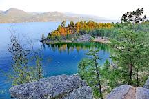 Ellison Provincial Park, Vernon, Canada