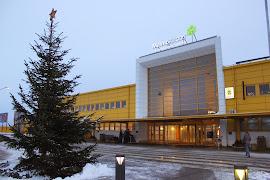 Автобусная станция   Malmö Airport Sturup flygplats