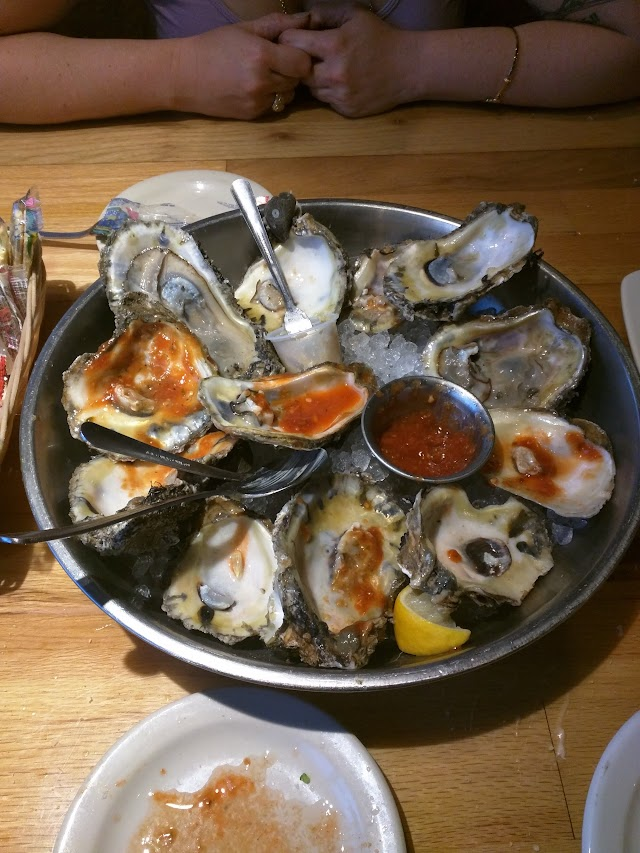 The Shack Seafood & Oyster Bar