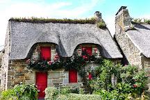Village de Kercanic, Nevez, France