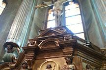 Saint-Fleuret Church, Estaing, France
