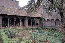 Pandhof Sinte Marie, Utrecht, The Netherlands