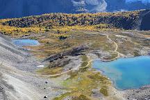 Sentinel Pass, Lake Louise, Canada