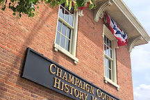 Champaign County History Museum, Champaign, United States