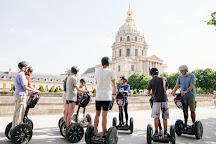 Fat Tire Tours, Paris, France