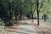 Parco dell`ex Ospedale Psichiatrico Paolo Pini, Milan, Italy