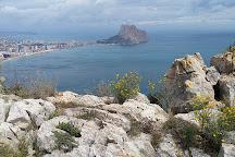 Mirador Monte Toix, Calpe, Spain