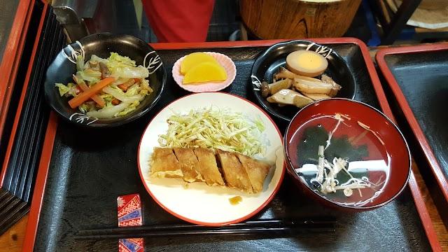 香林坊 台湾素食のお店