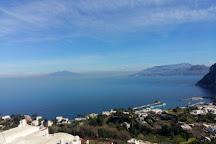 Cimitero Acattolico (The Non-Catholic Cemetery), Capri, Italy