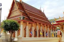 Wat Chong Lom, Ratchaburi, Thailand