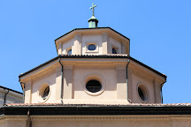 San Carlo al Lazzaretto, Milan, Italy