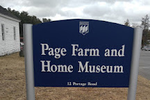 Page Farm and Home Museum, Orono, United States