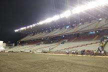 Vallecas Stadium, Madrid, Spain