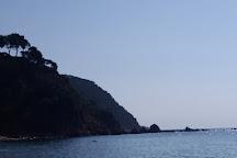 Cala del Senyor Ramon, Tossa de Mar, Spain