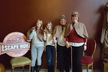 The Escape Hunt Experience Luxembourg / The Ultimate Live Escape Game, Luxembourg City, Luxembourg