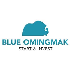 Blue Omingmak