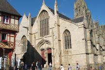Basilique Notre Dame du Roncier, Josselin, France
