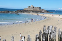 Fort National, Saint-Malo, France