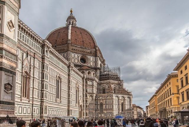 Cattedrale di Santa Maria del Fiore or St Mary of the Flower