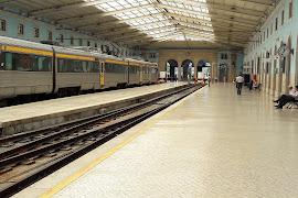 Автобусная станция   Estação Sta. Apolónia