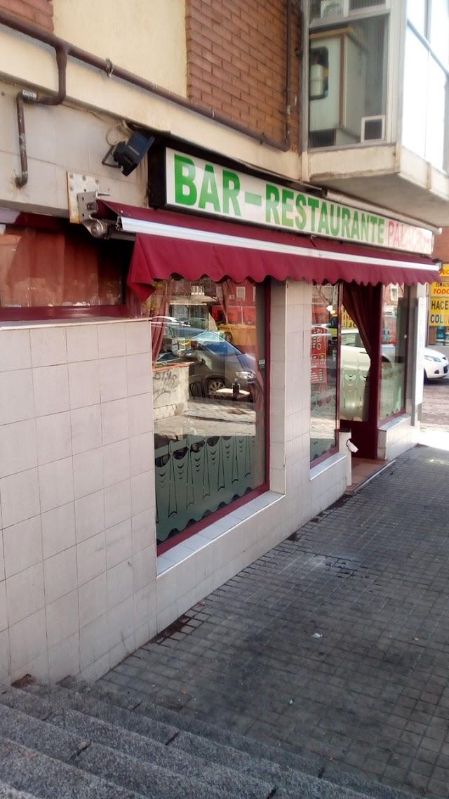 Cafetería Palacios