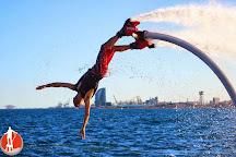 Flyboard Club Barcelona, Barcelona, Spain