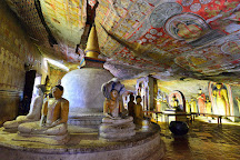 Golden Cave Temple, Dambulla, Sri Lanka