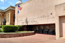 Oklahoma Territorial Museum and Carnegie Library,, Guthrie, United States
