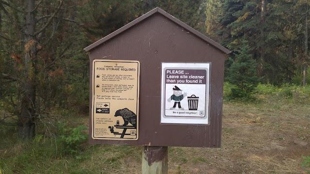 Spring Creek Campground