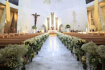 Catedral Basilica Menor Nossa Senhora da Gloria, Maringa, Brazil