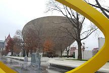 The Egg, Albany, United States